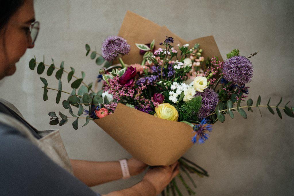 květinový puget